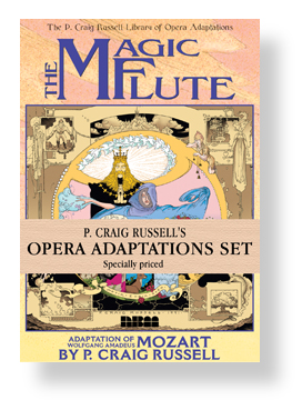 P. Craig Russell's Opera Adaptations set