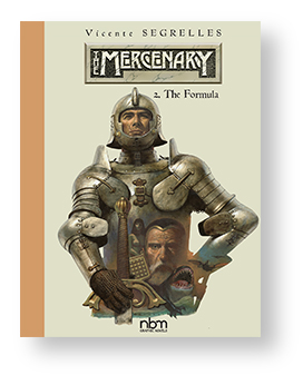 THE MERCENARY The Definitive Editions Vol. 2