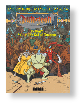 DUNGEON: Twilight Vol.4